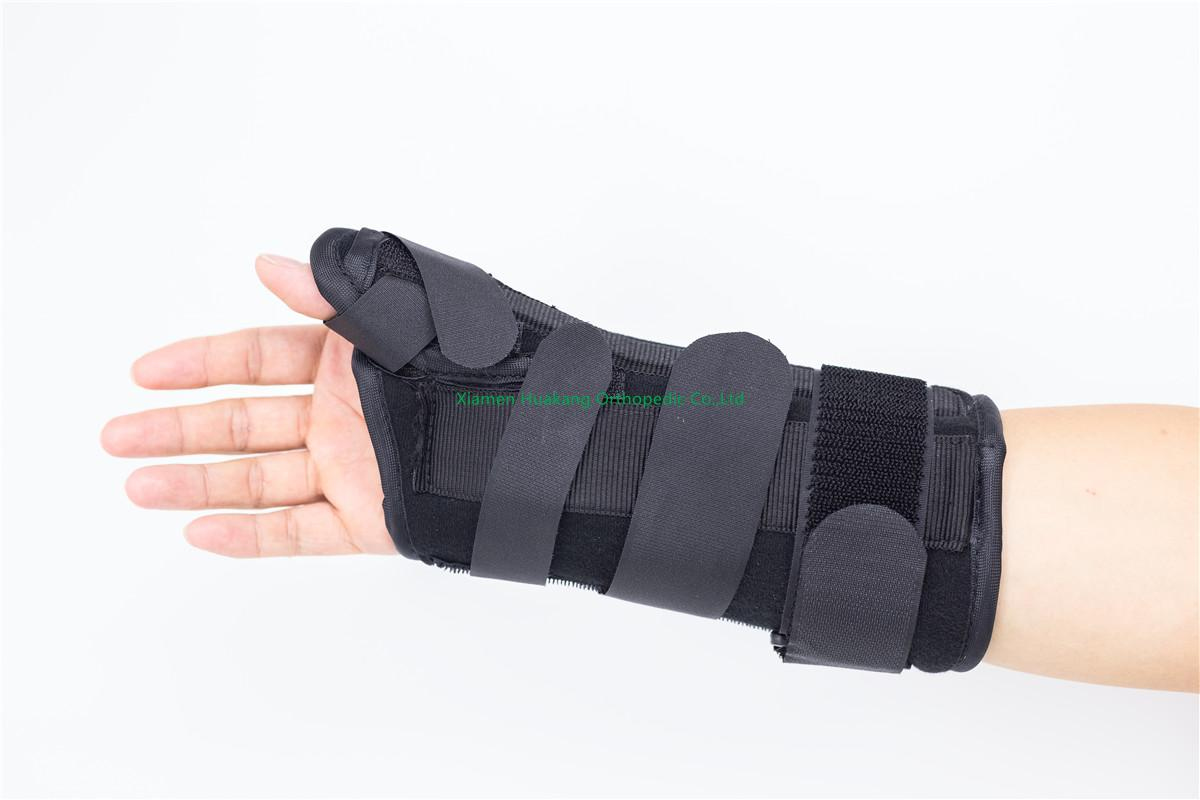 hand wrist arthritis stabilizer braces with finger splints