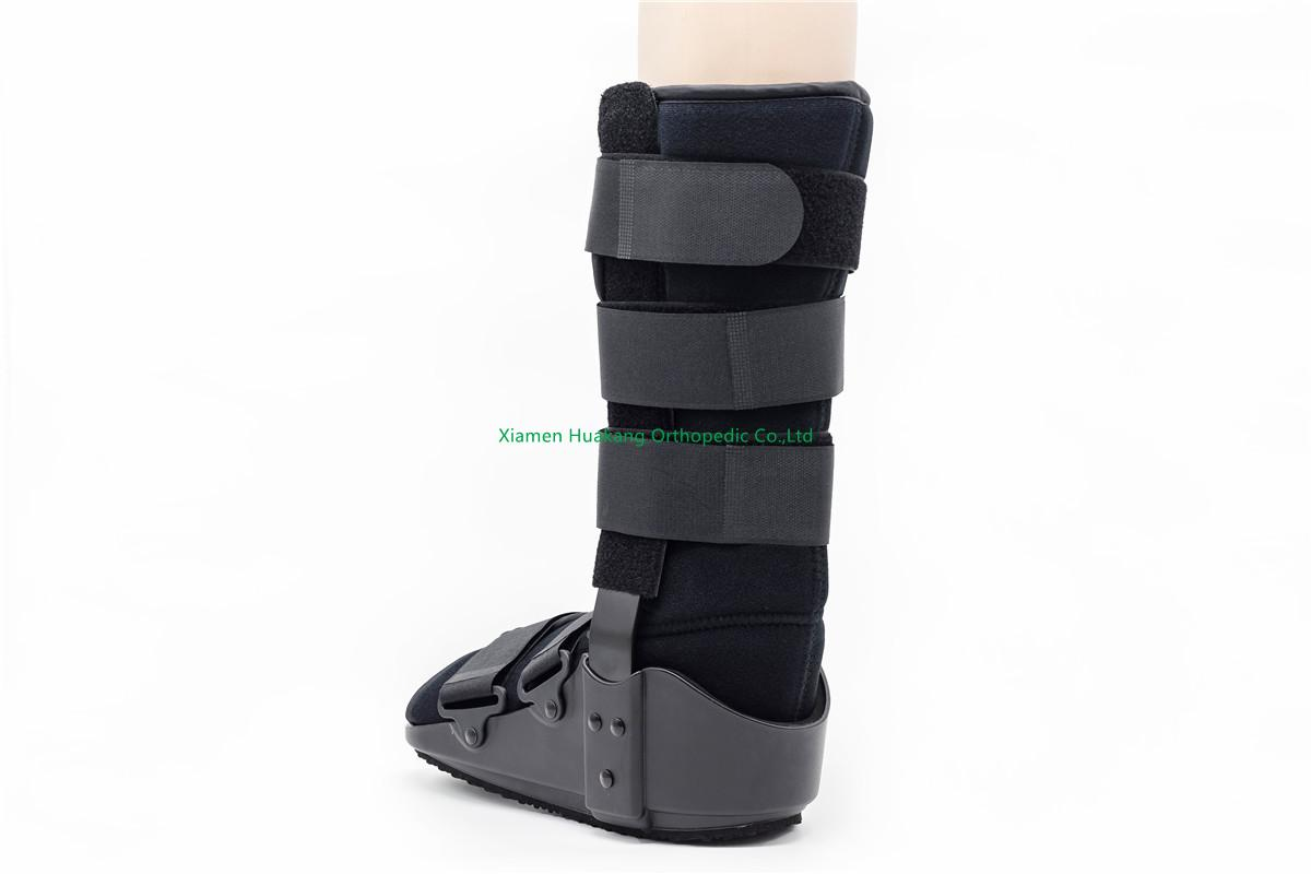 walking moon boot for ankle fracture