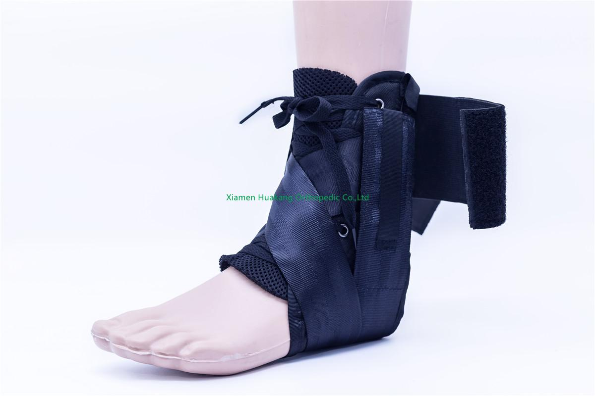 compression ankle foot straps support