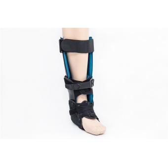 Adjustable black hinged ankle splint stabilizers factory