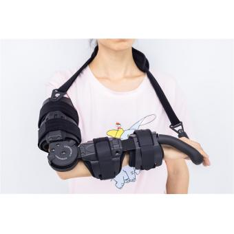 ROAM post-op elbow sleeves braces with handles