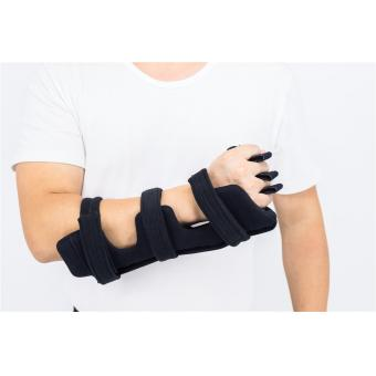 Medical wrist supports and protection compression