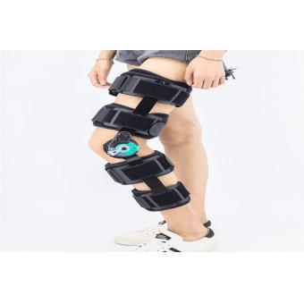 20 ROAM hinged knee supports immobilizers