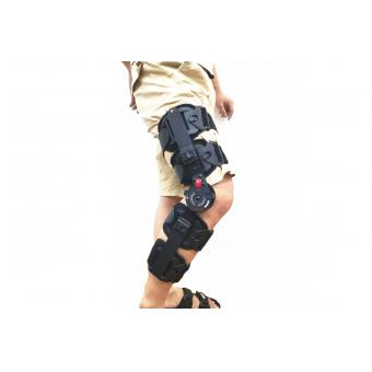 ROM stabilize knee joint braces