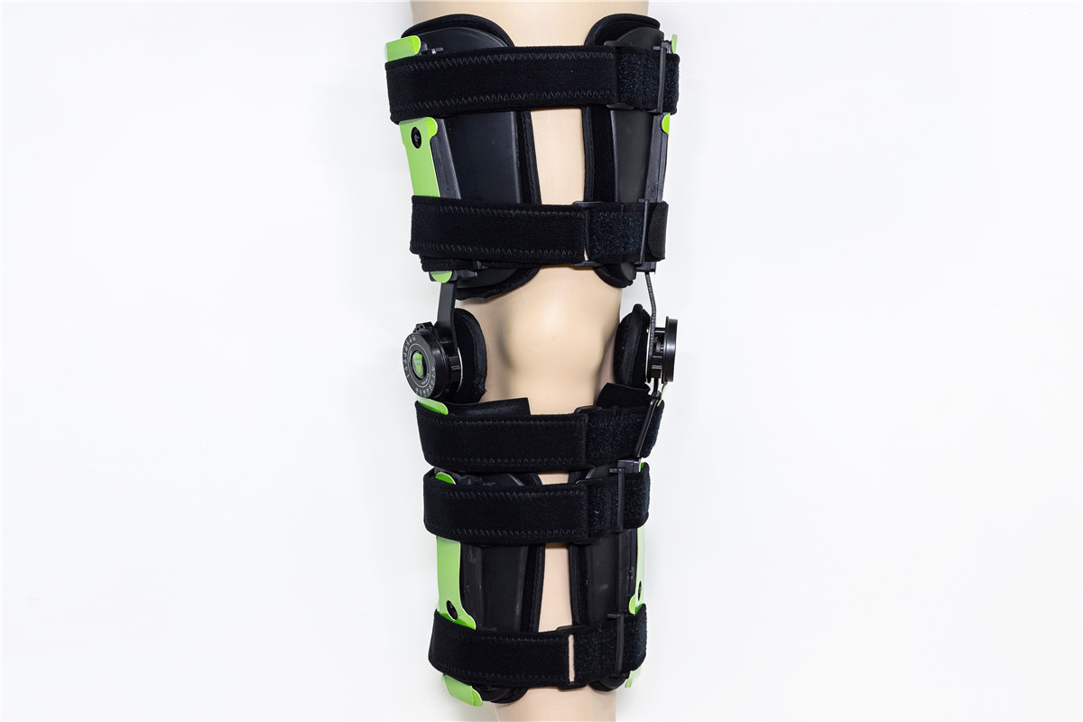 Telescope ROM knee joint braces